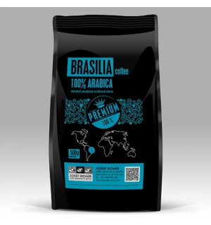 Brazílie 100% Arabica  Natural  YELLOW BOURBON