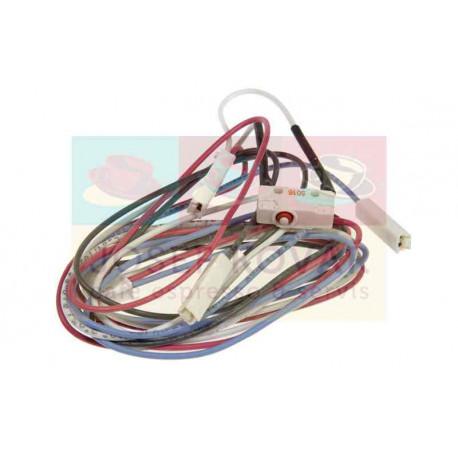 Mikrospínač trysky páry s kabelem ECAM