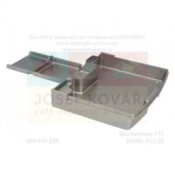 Miska odkapní plastová stříbrná ECAM 510