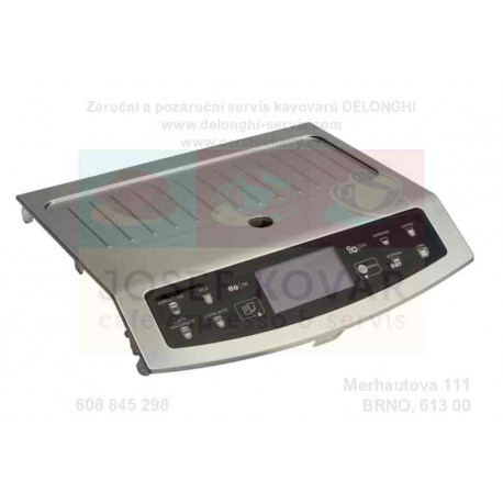 Ovládací panel displej + elektronika komplet ECAM 510