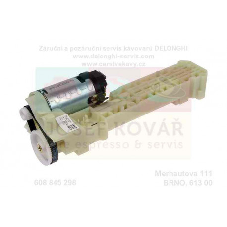 Pojezdový mechanismus ECAM s motorem komplet ECM