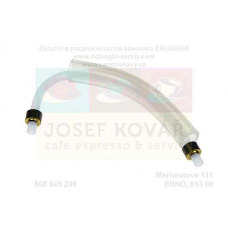 Hadička tlaková zakončení 2x pro závlačku délka 120mm