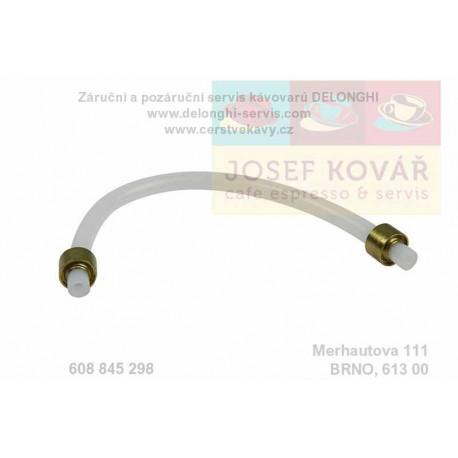 Tlaková hadička ukončení 2x pro závlačku délka 135mm