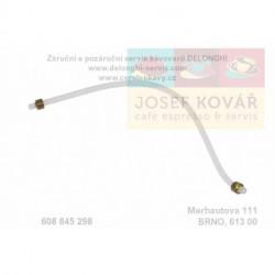 Tlaková hadička ukončení 2x pro závlačku délka 200mm