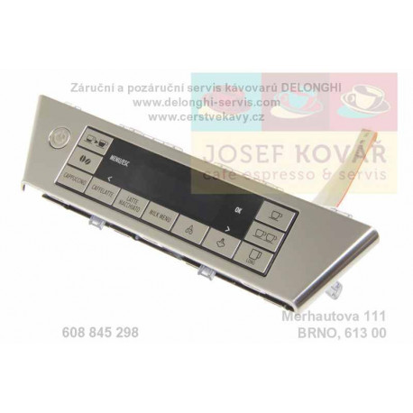 Ovládací panel s displejem a elektronikou ECAM 45.760