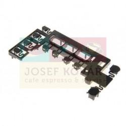 Klávesníce ovládacího panelu ESAM 6600,6620