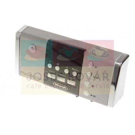 Kryt ovládacího panelu nerez ESAM 6620EX3