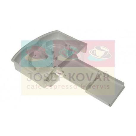 Miska odkapní plastová bílá ECAM 23.210.W