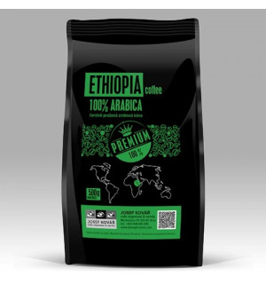 Ethiopie 100% ARABICA Yirgacheffe