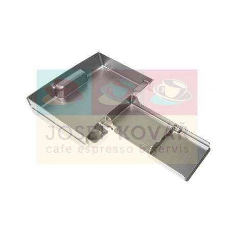 Miska odkapní plastová stříbrná ECAM 350.75.S