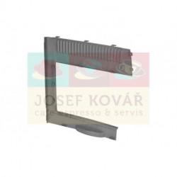 Kryt pravý boční stříbrný ECAM 350.75.S