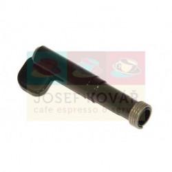 Knoflík ovládání ventilu vody černý ECAM