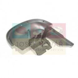 Miska odkapní plastová stříbrná ESAM 4500