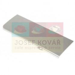 Víko zásobníku zrnkové kávy stříbrné ESAM 4500