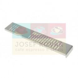 Víko otvoru předemleté kávy stříbrné ESAM 4500