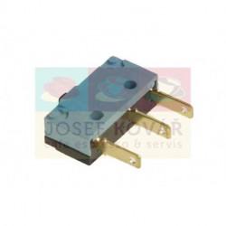 Mikrospínač koncový 3 polový 10A 250V