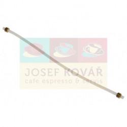 Tlaková hadička délka 230mm 2x ukončení pro závlačku