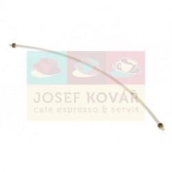 Tlaková hadička délka 290mm 2x ukončení pro závlačku
