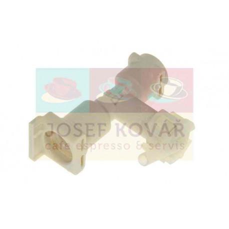 Pojistný přetlakový ventil ECAM