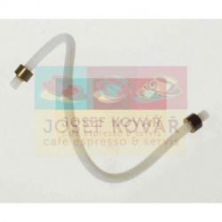 Tlaková hadička 2x ukončení pro závlačku délka cca 180mm