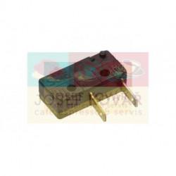 Mikrospínač koncový ventilu vody 2 polový