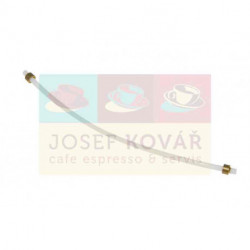 Tlaková hadička délka 180-185mm 2x ukončení pro závlačku