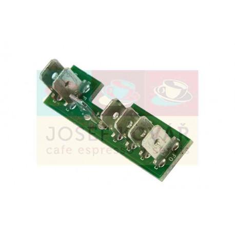 Elektronika připojení kabelů 7 pin