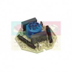 Elektronika motoru pojezdového mechanismu