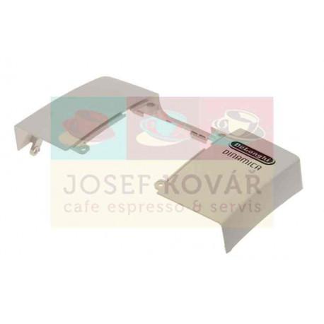 Kryt přední bílý ECAM 350.55.W DINAMICA