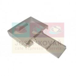Miska odkapní plastová bílá ECAM 350,  ECAM 353 DINAMICA