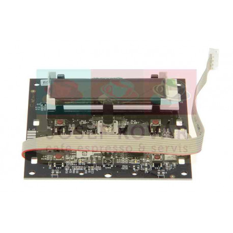 Elektronika ovládacího panelu s displejem ECAM 23.420