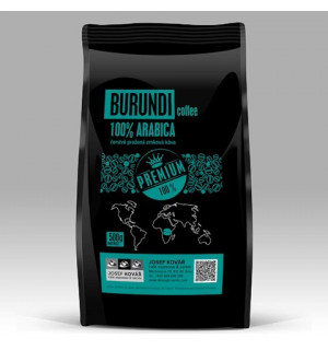 Burundi  100% ARABICA  Bourbon  WASHED
