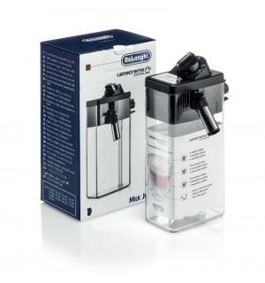 DeLonghi DLSC011 Mlékovka + nádoba na mléko pro přípravu Latte, cappuccina pro Automatické kávovary DeLonghi ECAM 28.465 PrimaDo