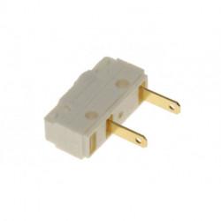Mikrospínač koncový 2 polový pojezdové mechaniky