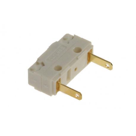 Mikrospínač koncový pro trysku páry 2 polový 250V